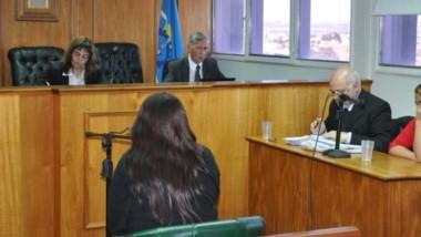 En el juicio, María Alejandra Almonacid habló sobre el maltrato que era sometida por la víctima de 42 años.