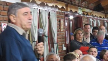 Vehemente. La dura intervención de un referente del radicalismo provincial, muy enojado con Fontana 50.