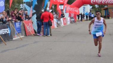 Gerardo Haro fue el primero en completar el circuito de 21 kilómetros en la edición 30 de la Corrida del SEC.