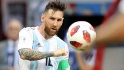 Scaloni avisó que Messi tampoco será convocado para enfrentar a Irak y Brasil.