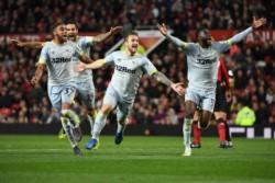 El Derby County de Lampard eliminó al Manchester United en Old Trafford por la 3° ronda de la Copa de la Liga. Fue 2-2 en los 90' y triunfo 8-7 en los penales. Chiquito Romero vio la roja por tocar la