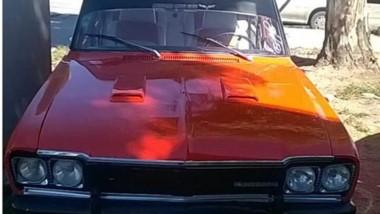El automóvil Chevrolet 400 fue incautado por la Planta verificadora.