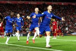 Con un golazo de Hazard, Chalsea se impuso ante Liverpool.