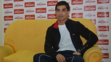 Ibarra visitó Jornada y contó su nueva experiencia en un Iron Man 70.3. También dijo que en la capacitación aprendió con grandes profesionales.