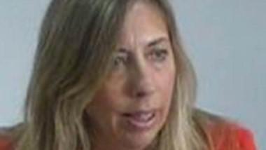 María Tolomei. Fiscal de la causa.
