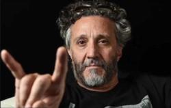 """El músico Fito Páez aseguró en Nueva York que """"nunca"""" perteneció al kirchnerismo. (Vuenoz)"""