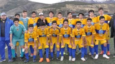El Sub 15 de Belgrano de Esquel hizo una brillante campaña y se consagró campeón patagónico.