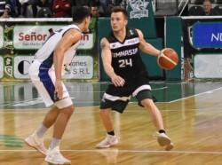 Gimnasia logró su segundo triunfo al vencer a Bahía Basket como local.