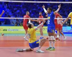 A la final! Brasil se metió en el partido definitorio, mañana ante Polonia.