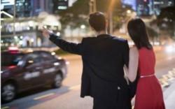Pidió un Uber para ir al hotel alojamiento con su amante y el conductor resultó ser su marido.