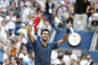 Ni el calor pudo con Novak Djokovic en el US Open.