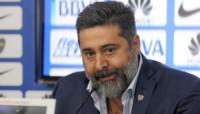 Angelici expresó su deseo de definir la Libertadores contra el clásico rival: