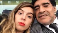La actriz Dalma Maradona, la hija más grande de Diego Maradona, anunció por medio de las redes sociales que está embarazada de una nena.