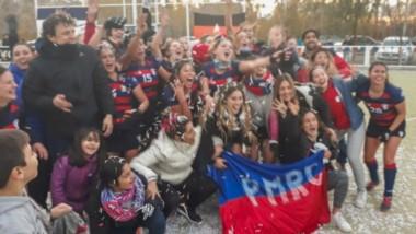 Puerto Madryn RC se coronó campeón del Regional en Neuquén el año pasado y este año ya ganó el torneo Apertura de la Asociación del Valle.