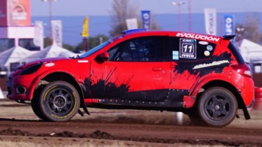 Carugo correrá su segunda carrera en el CARX (Foto/Daniel Ramonell).