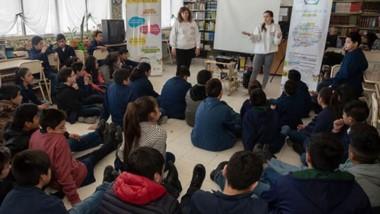PAE realiza el programa  junto al Ministerio de Educación del Chubut, la Fundación Nuevo Comodoro y Foro 21.