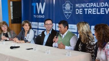 Podrán realizar sus pasantías en diferentes espacios como el Centro de Informes de Turismo, el Bureau de Eventos y la  Laguna Chiquichano.