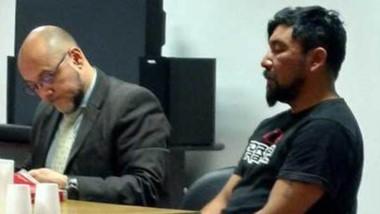Javier Marín sostuvo que no tuvo nada que ver con el hurto acaecido.