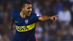 Wanchope Ábila deberá cumplir una fecha de suspensión por Copa Libertadores ante Cruzeiro.