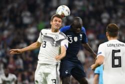 Los dos últimos campeones del mundo, igualaron 0-0 por el Grupo 1 de la Liga A de la Liga de las Naciones.