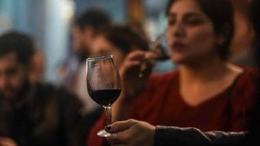 La feria de vinos  se desarrollará entre hoy y mañana en Puerto Madryn.