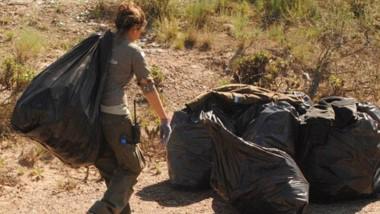 Este mes habrá otra campaña de limpieza en El Doradillo.
