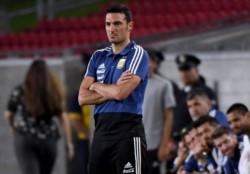 """Lionel Scaloni y su balance tras el triunfo sobre Guatemala: """"Estos chicos quizás sea el futuro de la Selección""""."""