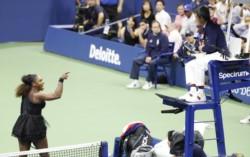 Serena pasó el límite de la mala conducta al acusar al umpire de ladrón.
