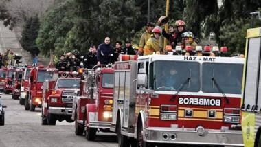 Los bomberos volverán a movilizarse para reclamar a las autoridades respuesta a sus demandas.