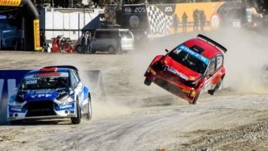 El primer día de actividad oficial del CARX tuvo de todo ante un gran marco de público. Hoy se correrán las semifinales y finales en Puerto Madryn.