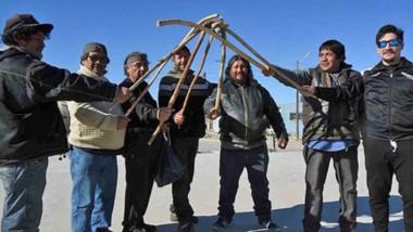 La tradición y cultura de los pueblos originarios estuvo latente el sábado en el Bº San Miguel.