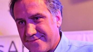 Germán Larmeu, candidato a intendente por Cambiemos.