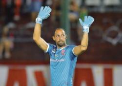 Ante la salida de Agustin Rossi, Marcos Díaz es nuevo refuerzo del  Xeneize.