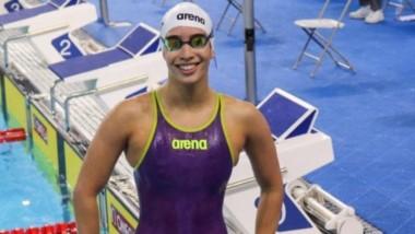 La chubutense Julieta Lema continúa sumando logros importantes en el ámbito nacional de la natación, ahora en la categoría de Mayores.