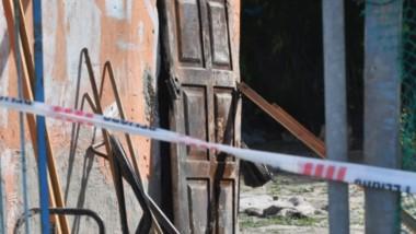 El incendio ocurrió el viernes pasado en Gaiman Nuevo con el lamentable saldo de dos personas muertas.