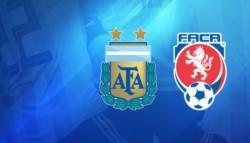 Argentina jugará ante República Checa su segundo amistoso del año.