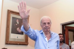 La Asociación del Fútbol Argentino recurre al exentrenador, de 80 años, para salir de la crisis actual.