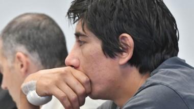 Fabio Curilaf deberá esperar hasta mañana para saber si queda detenido o si esperará en José de San Martín.