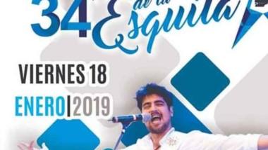 El viernes 18 cierra el escenario Yoel Hernández.