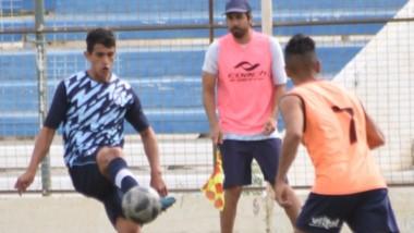 Guillermo Brown, que ya jugó amistosos contra Racing y J.J. Moreno, se medirá el sábado ante la CAI.