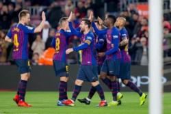 Competición mantiene al Barcelona en la Copa porque el Levante presentó su recurso fuera de plazo.