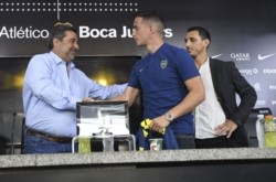 Marcone aseguró que Boca tiene