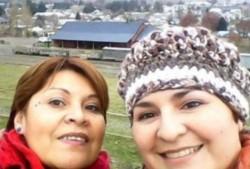 Susana Briones y su hija, Jessica Luengo. Ambas fallecieron como consecuencia del hantavirus.
