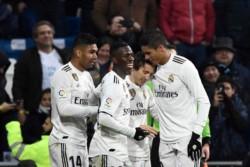 Real Madrid supera al Sevilla con goles de Casemiro y Modric.