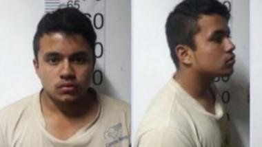 Foto policial del fugado de la Alcaidía (foto @radio3trelew)
