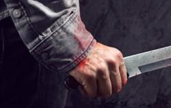 El homicida, una vez consumado el crimen, obligó a su pareja a mantener relaciones sexuales, mientras la víctima agonizando en el lugar. (Archivo)