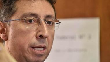 Lleral escribió un extenso oficio de rechazo por el doble crimen narco en Puerto Madryn.