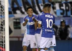 Racing vence a Rosario Central con un gol de Cristaldo y ya piensa en la reanudación de la Superliga.