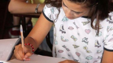 Alumna. Los jóvenes chubutenses podrán seguir aprovechando las opciones de un estudio bien local.