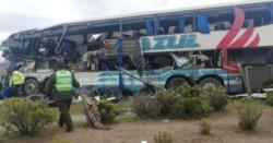 Cuatro futbolistas mendocinos murieron en un accidente en Bolivia.